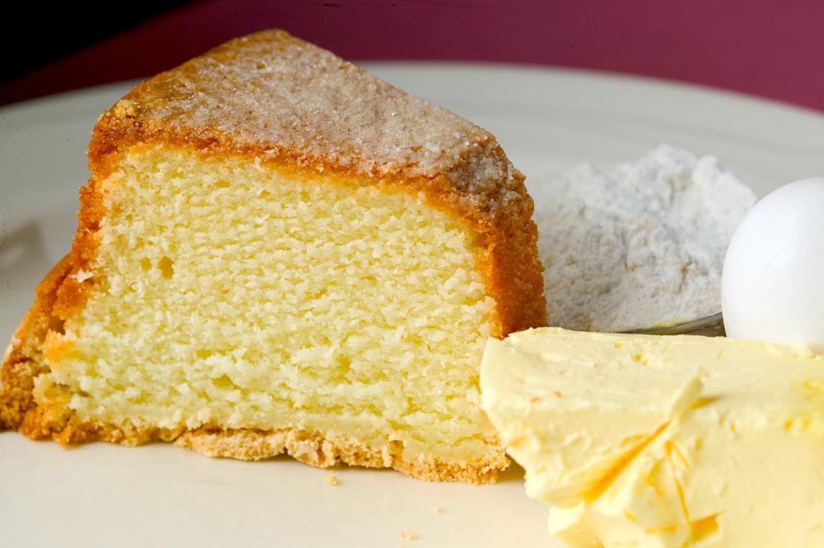 Jane S Pound Cake